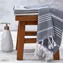 Lady Grey Hand Towel / Kitchen Towel