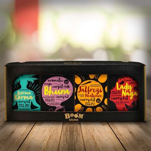 Curry Lover's Boom Box - foodie gifts