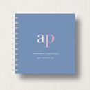 Personalised Corporate Small Notebook