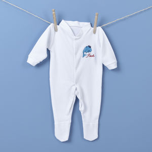 All At Sea Baby Grow