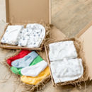 Letter Box New Baby Gift Set