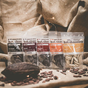 Five Hot Chocolate Varieties Gift Set