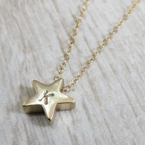 Star Necklace - jewellery gifts for children