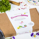 Prosecco Botanica Growingl Kit