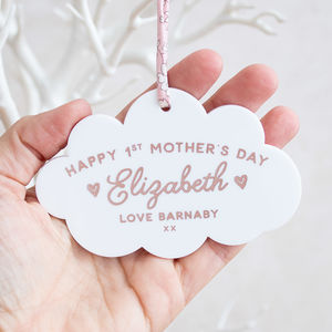First Mother's Day Hanging Keepsake - view all new