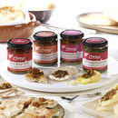 Gift For Chilli Lovers – Set Of Four Indian Pickles