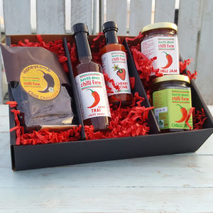 Chilli Gift Set - food hampers