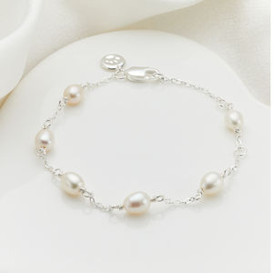My First Pearl Bracelet - shop by recipient