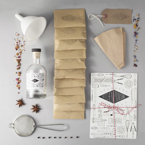 Make Your Own Bespoke Bitters Kit