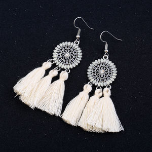 Dreamcatcher Earrings - earrings