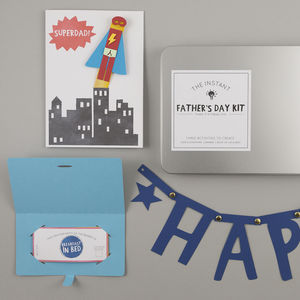 The Instant Father's Day Kit