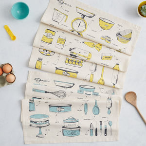 Baking Delight Tea Towel - kitchen