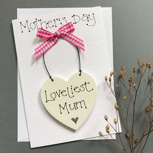 Keepsake Mother's Day Card/Gift