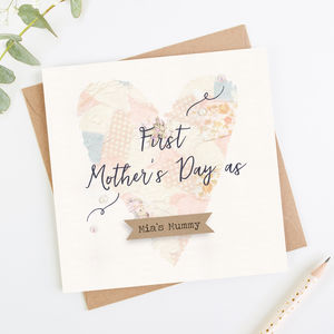 First Mothers Day Card - mother's day cards