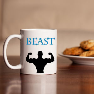 Beauty And Beast Mug Set