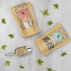 Robin Bird Seed Gift Box - birds & wildlife