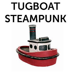 Tugboat Steampunk