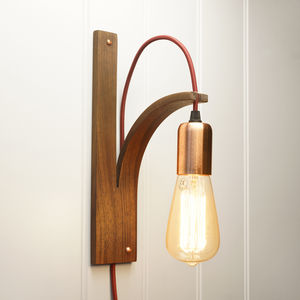 Wall Bracket Light - furnishings & fittings