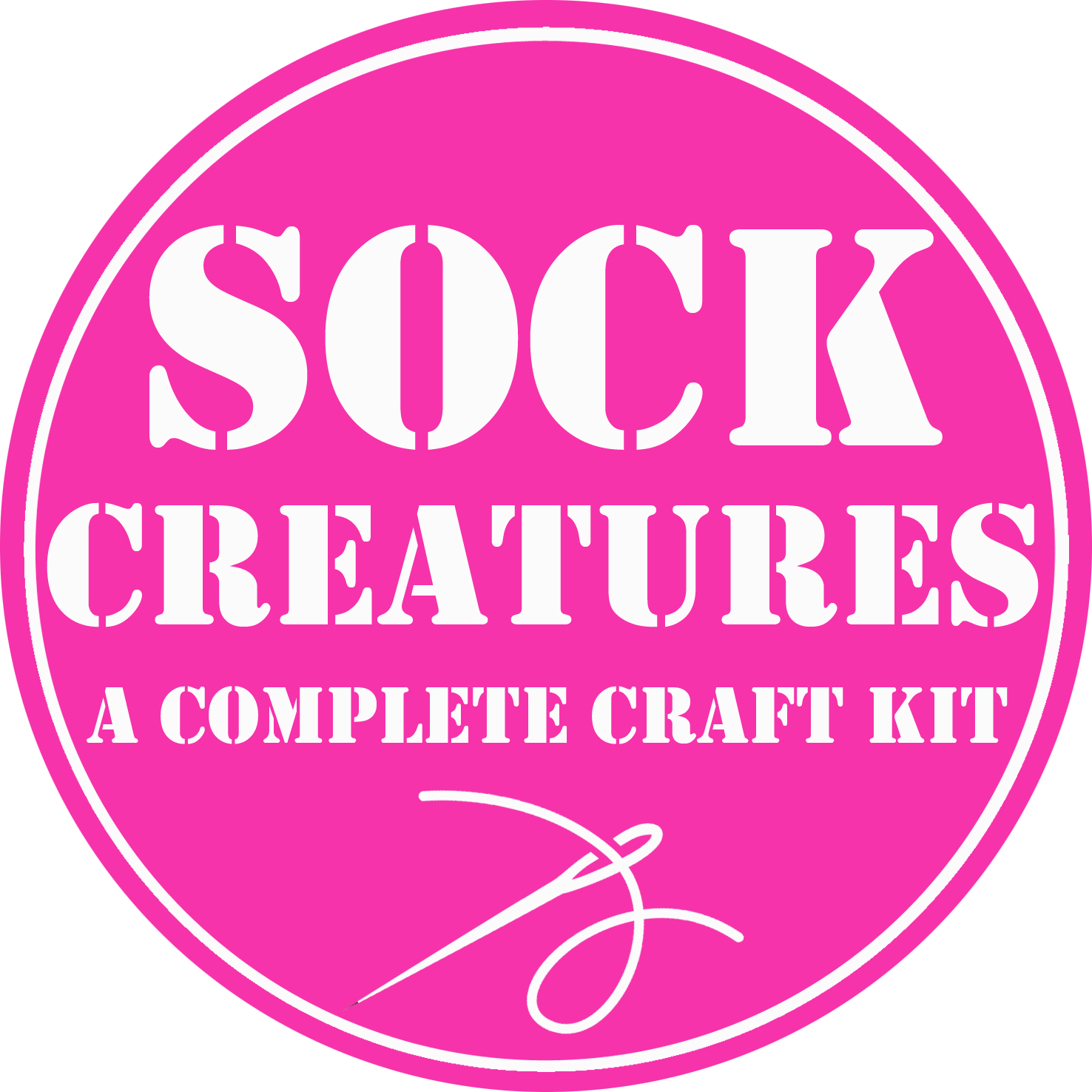 Sock Monkey Craft Kit by Sock Creatures