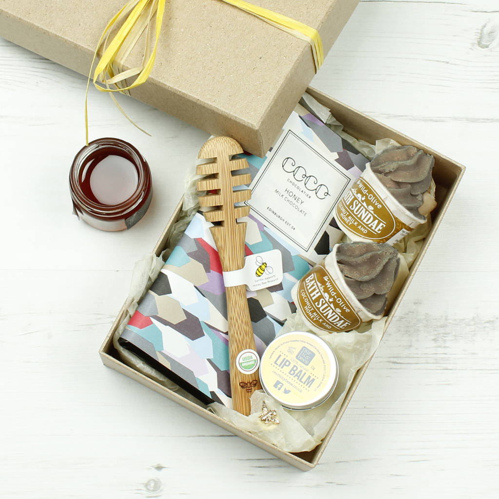 honey bee natural gift set by green tulip ethical living ...