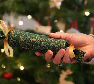 Reusable Eco Friendly Christmas Crackers