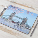 Tower Bridge London Placemat
