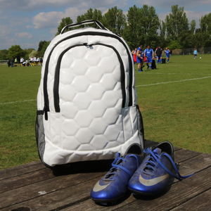 Genuine Football Ball Backpack