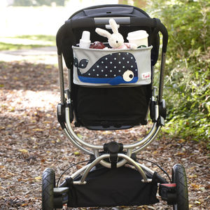 Whale Buggy Organiser - baby care