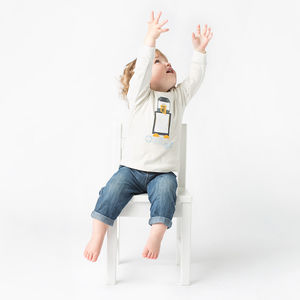 Penguin Organic Baby T Shirt - clothing