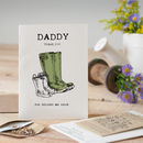Father's Day Card With Seeds