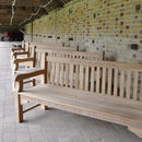 Personalised Parkland Bench