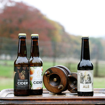 Craft Cider And Beer Set