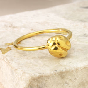 Ladybird Ring - rings