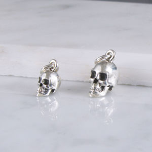 Skull Pendant - necklaces & pendants