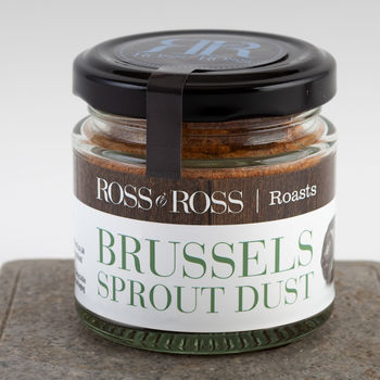 Brussels Sprout Dust