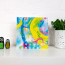 Greetings Card Set 'Abstract'