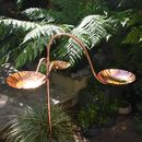 Copper Chalice Birdbath Tree