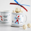 Personalised Elf On The Shelf Gift, Snow Angel
