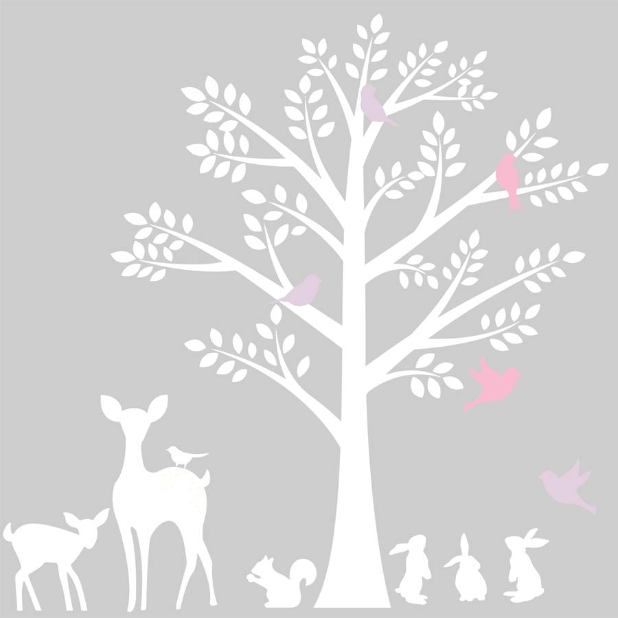 vintage tree wall stickers by littleprints 1pcs vintage wall stickers bathroom door decor toilet door