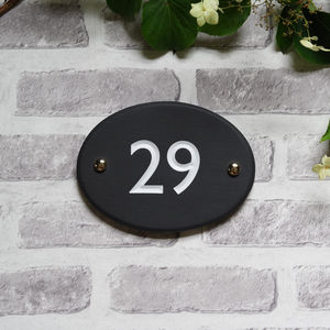 House Numbers And Doorbell Notonthehighstreet Com