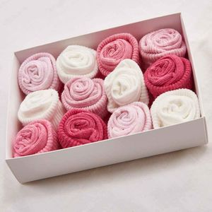 A Box Of Sock Roses - clothing