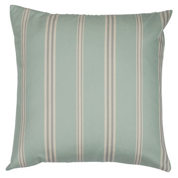 Organic Cushion Cover Eastnor Sage