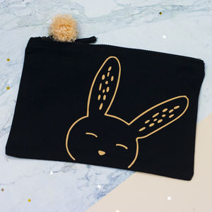 Dreaming Bunny Pouch