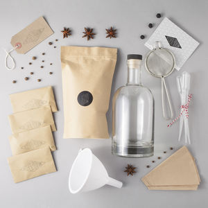 Sloe Gin Kit - wines, beers & spirits