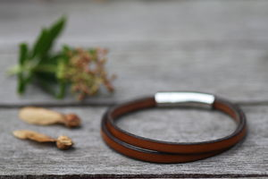 Brown Fistral Twist Bracelet - bracelets