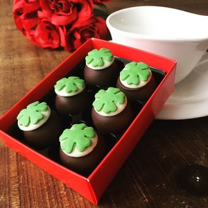 Guinness And Chocolate Cake Balls - chocolates & confectionery