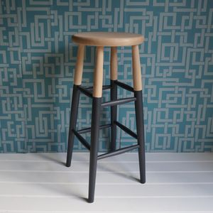 Colour Dip Bar Stool In Any Colour And Height