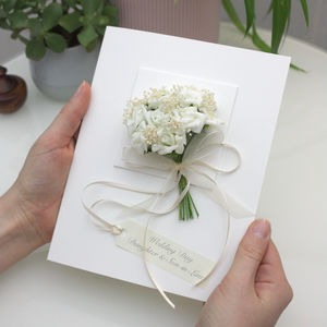 Love, Pure And Simple Personalised Card
