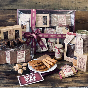 Seriously Good Large Hamper Of Baked Treats