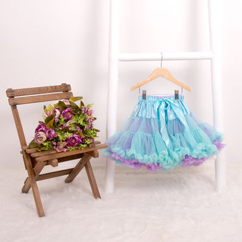 Pettiskirt Tutu Unicorn Mix